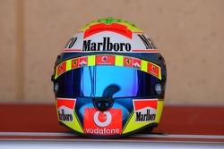 Helmet of Felipe Massa