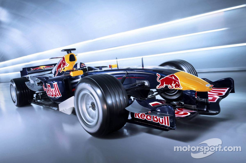 El Red Bull Racing RB2 2006