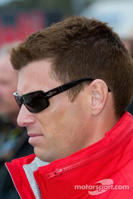 Directeur des opérations piste de l'équipe des Etats-Unis Scott Sharp