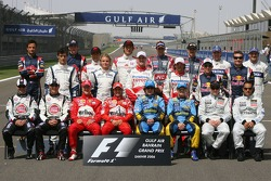 Групове фото гонщиків 2006