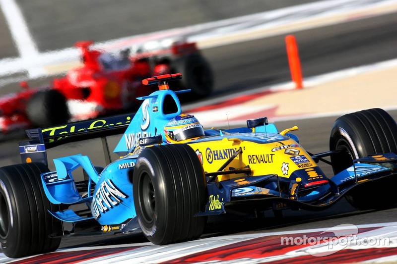 2006. Переможець: Фернандо Алонсо, Renault