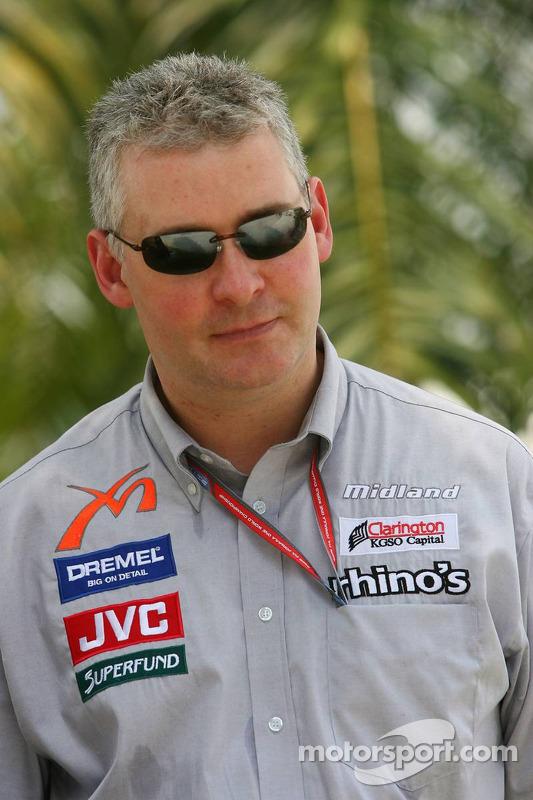 Adrian Burgess