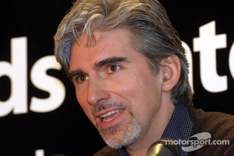 Damon Hill (F1-Weltmeister 1997)