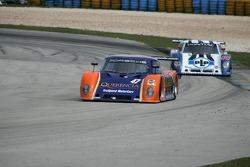 #47 TruSpeed Motorsports Porsche Riley: Rob Morgan, Charles Morgan