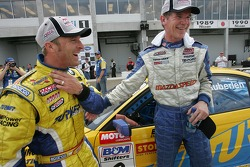 Bill Auberlen and Randy Pobst talk about the race