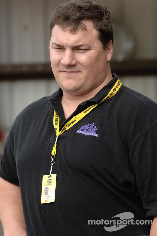 Le propriétaire d'équipe Jeff Stec