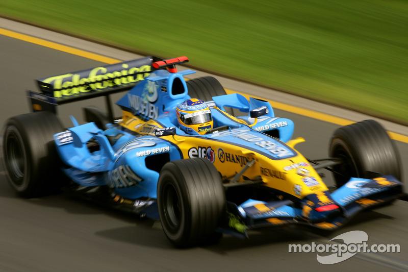 2006. Переможець: Фернандо Алонсо, Renault R26