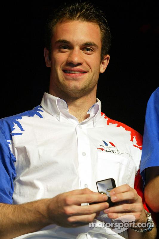 Nicolas Lapierre (FRA)