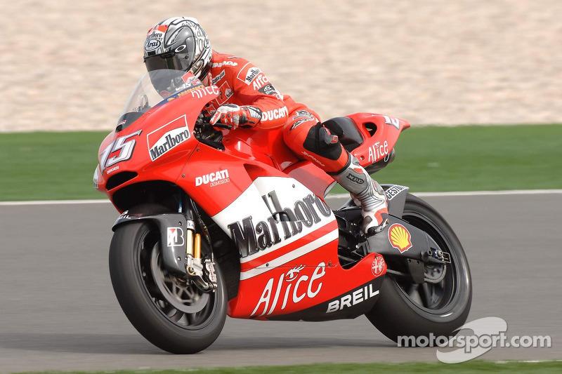 Ducati Desmosedici 2006 - Sete Gibernau