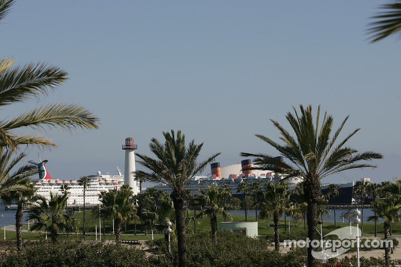 Paysage de Long Beach