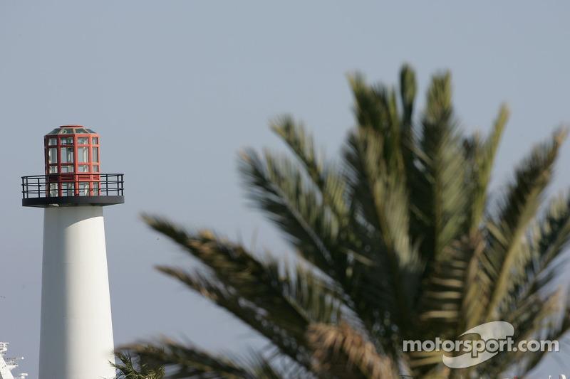 Paysage de Long Beach