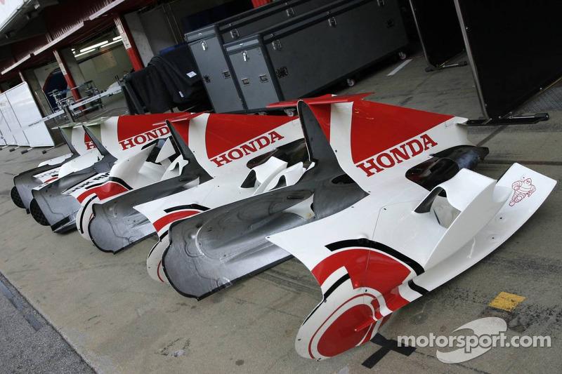 Garage de Honda