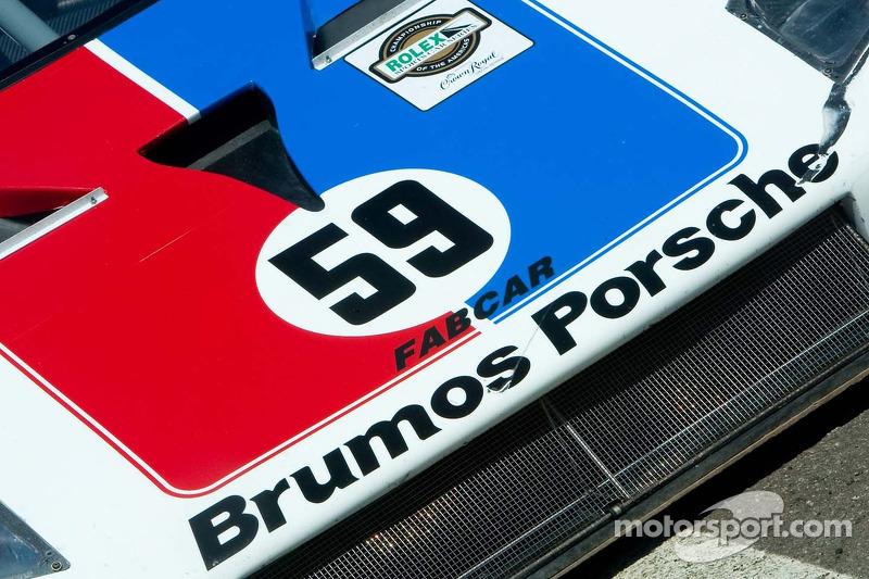 #59 Fabcar Porsche