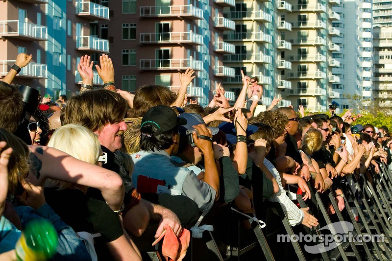 Les fans de Bad Religion