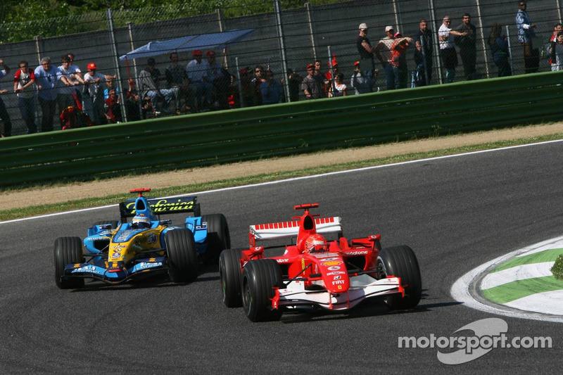 Реванш на рідній землі Ferrari