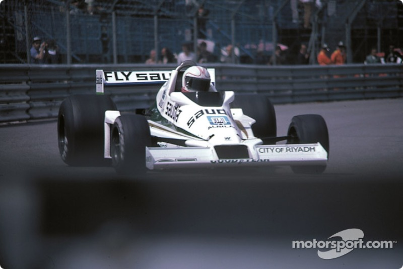 Alan Jones, Williams FW06 Ford