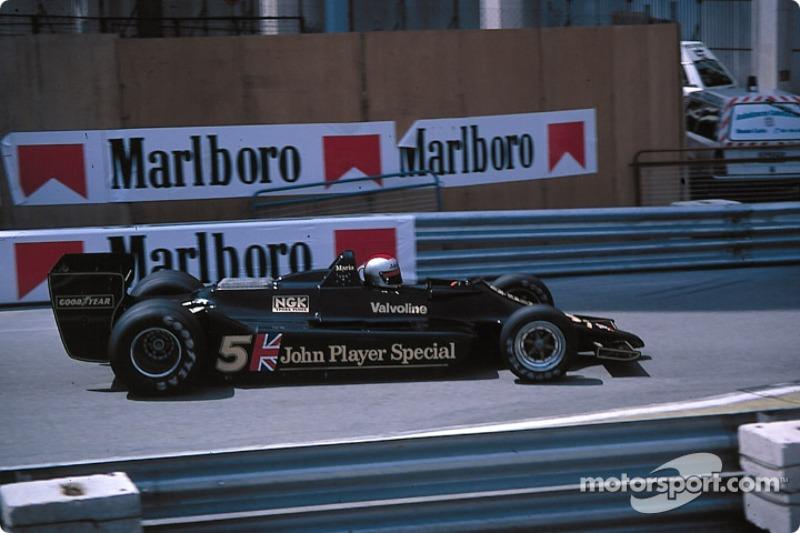 1978. Lotus 79 Ford
