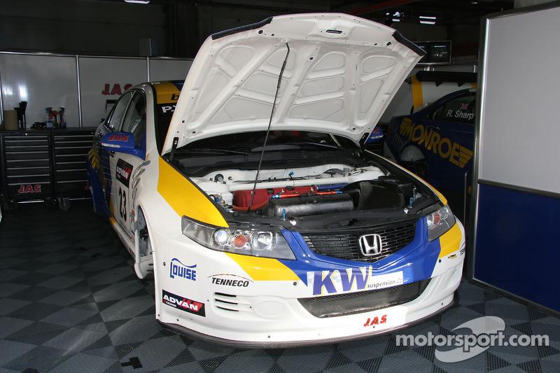 JAS Motorsport Honda Accord Euro R