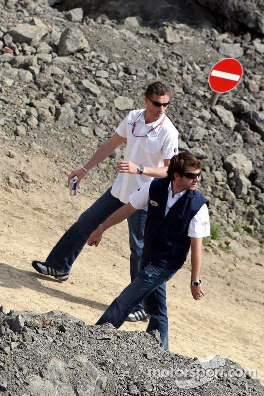 Red Bull: David Coulthard