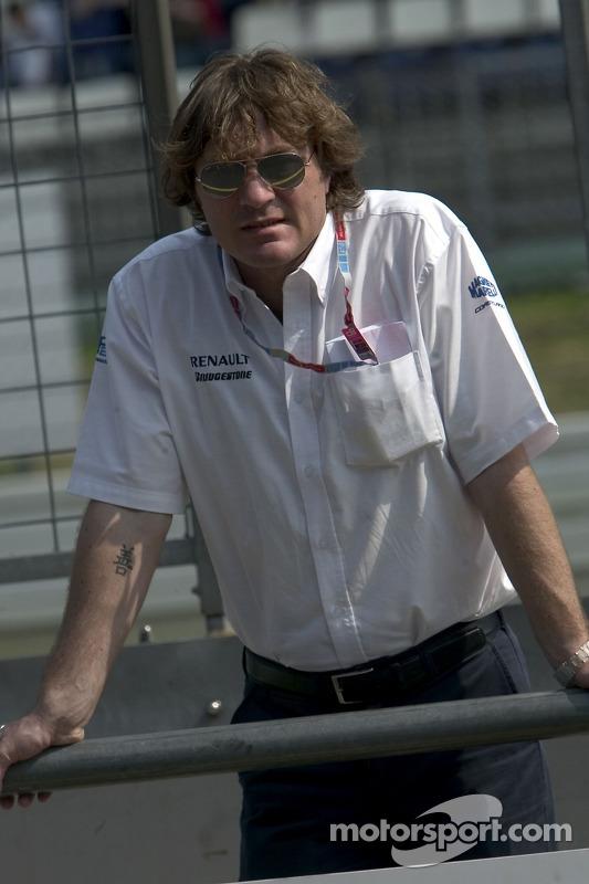 Marco Codello, GP2 Series, directeur des opérations