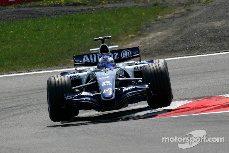 2006: Williams FW28
