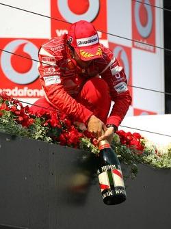 Podium: Felipe Massa