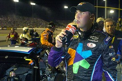 Denny Hamlin came in second