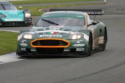 #23 Aston Martin Racing BMS Aston Martin DBR9: Fabrizio Gollin, Fabio Babini