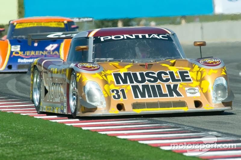 #31 Team Cytosport Pontiac Riley: Greg Pickett, Scott Sharp