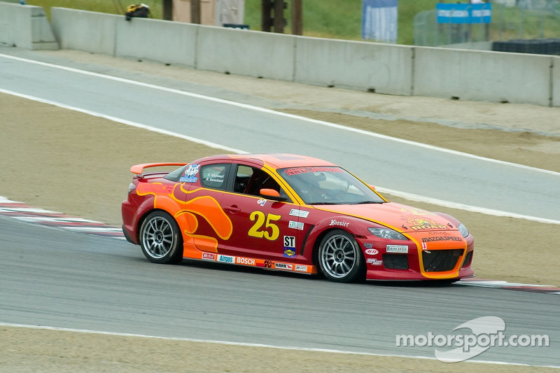 #25 Roar Racing Mazda RX-8: Beau Buisson, Nick Gurucharri