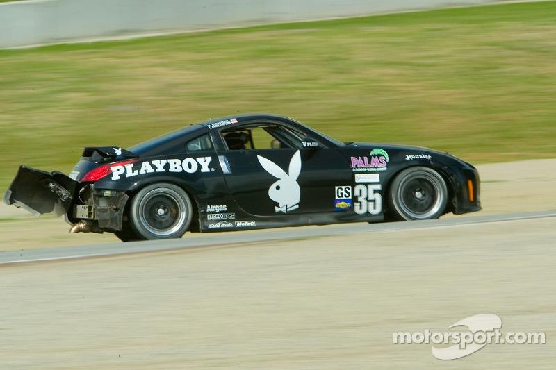 #35 Playboy Racing Nissan 350Z: Tommy Constantine, Mike Borkowski