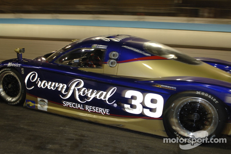 #39 Crown Royal Special Reserve/ Cheever Porsche Crawford: Christian Fittipaldi, Eddie Cheever, Stefan Johansson