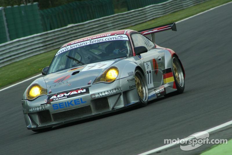 #77 Seikel Motorsport Porsche GT3 RSR: Tony Burgess, Philip Collin