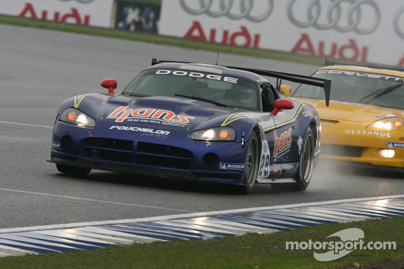 #29 Pouchelon Racing Dodge Viper Coupe: Anthony Reid, Gilles Duqueine