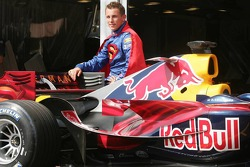 Red Bull Racing unveil their special Monaco