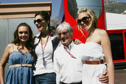 The Ecclestone family