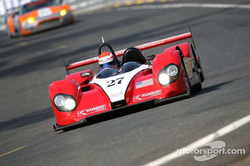 #27 Miracle Motorsports Courage C6510 AER: John Macaluso, Ian James, James Gue