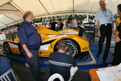 Chamberlain Synergy Motorsport Lola B05/40 AER at stage 2