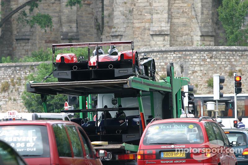 Les voitures Courage Competition de retour sur la piste