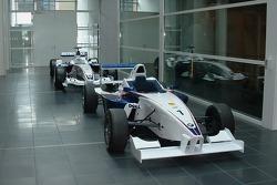 Formula BMW and BMW F1 on display