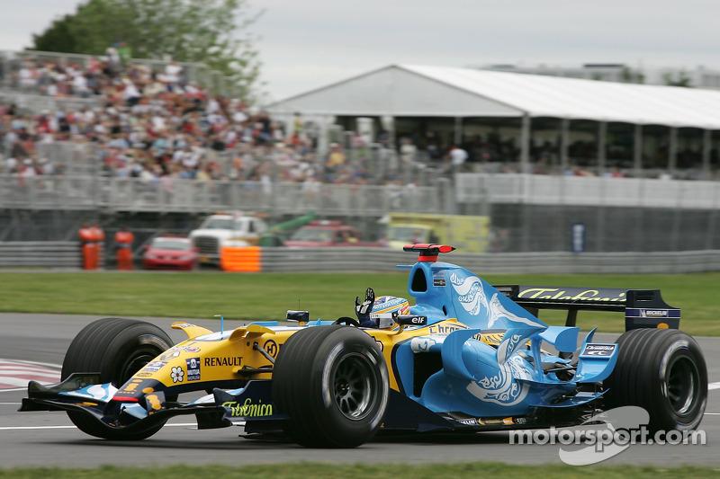 2006 : Grand Prix du Canada