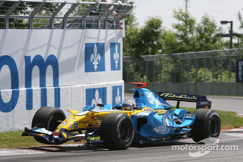 2006: Фернандо Алонсо, Renault R26