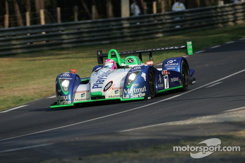 #17 Pescarolo Sport Pescarolo C60 Judd: Eric Hélary, Franck Montagny, Sébastien Loeb