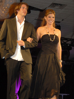 Arie Luyendyk Jr. and Jamie Little