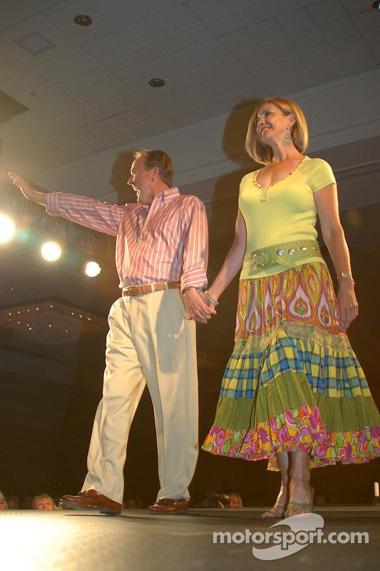Marty et Carla Reid