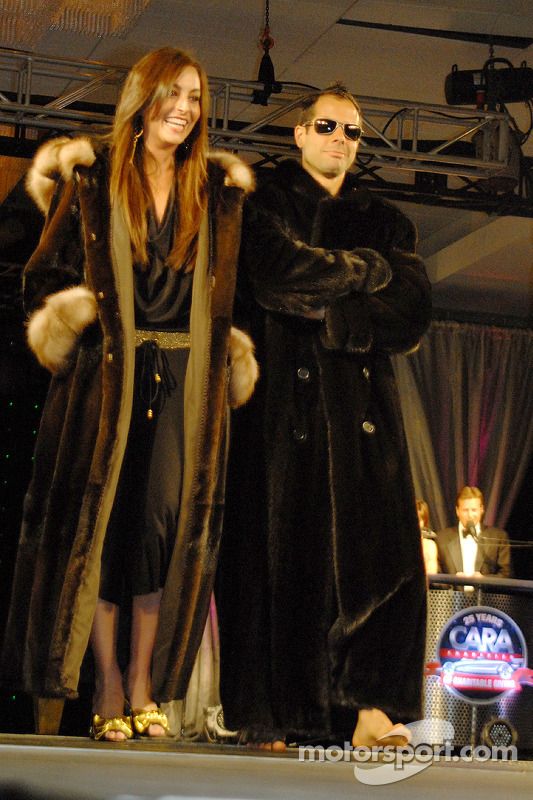 Vitor Meira et sa petite amie Hannah Orme