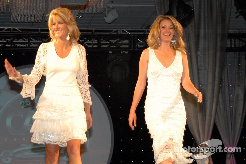 Wish Tvs Karen Hensel And Nicole Manske At On November 15th 2011