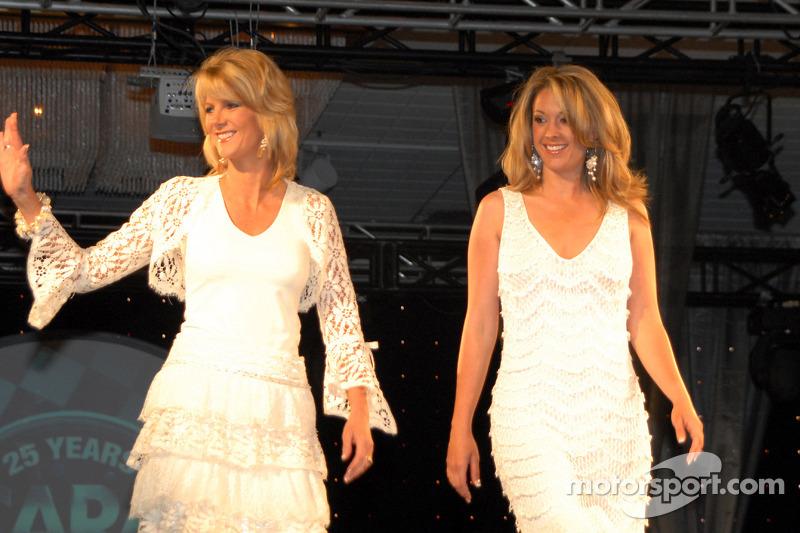 WISH-TV's Karen Hensel and Nicole Manske