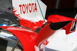 Toyota bodywork detail
