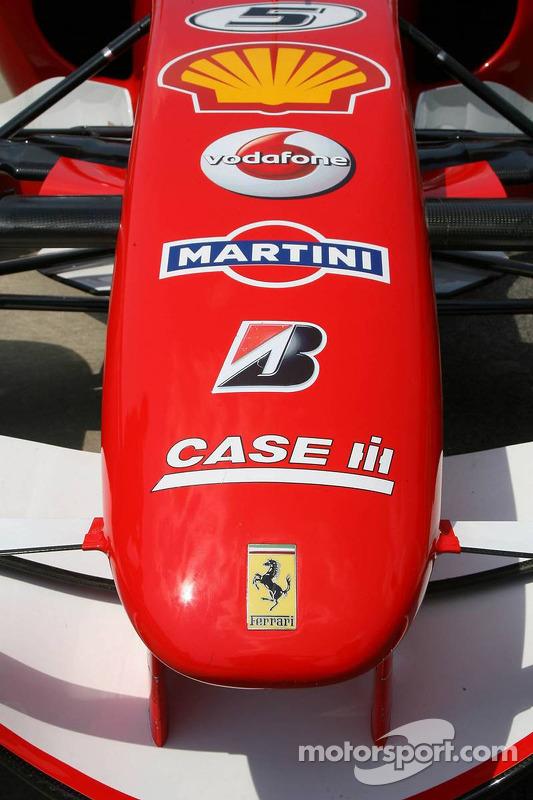 La Ferrari 248 F1